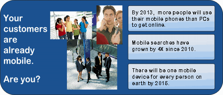why business needs to be mobile friendly